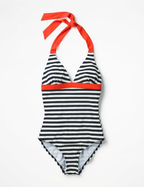 Positano Halter Swimsuit