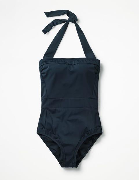 Santorini Swimsuit - Navy