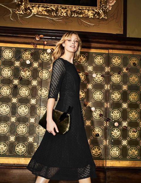 Prudence Kleid aus Spitze W0057 Partykleider bei Boden
