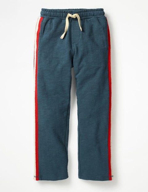 Sporty Sweatpants - Robot Blue