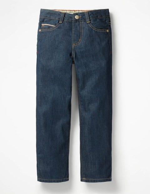 Straight Jeans - Dark Vintage