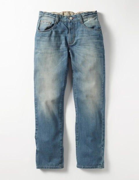 Straight Jeans - Light Vintage