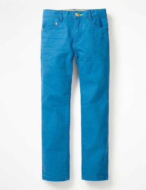 Coloured Skinny Jeans - Daphne Blue