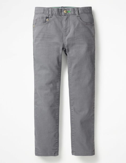 Coloured Skinny Jeans - Raft Grey