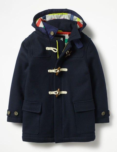 Dufflecoat - Schuluniform-Navy