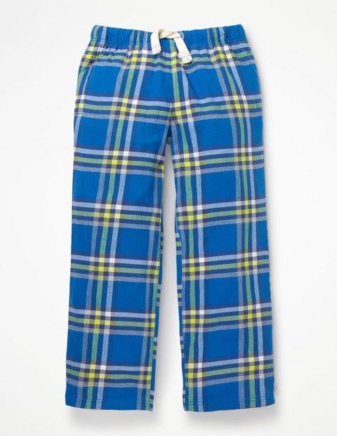 Lightweight Pyjama Bottoms - Daphne Blue Rainbow