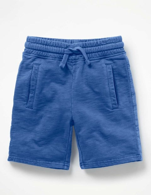 Garment-Dyed Sweatshorts - Orion Blue