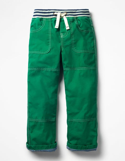 Lined Mariner Pants - Watercress Green