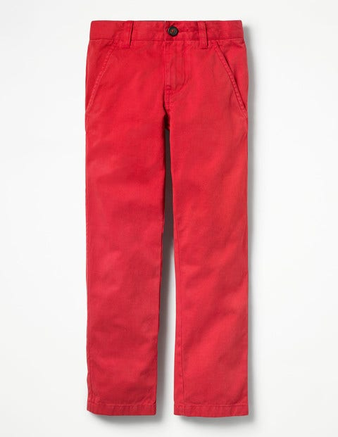 Chinos - Salsa Red