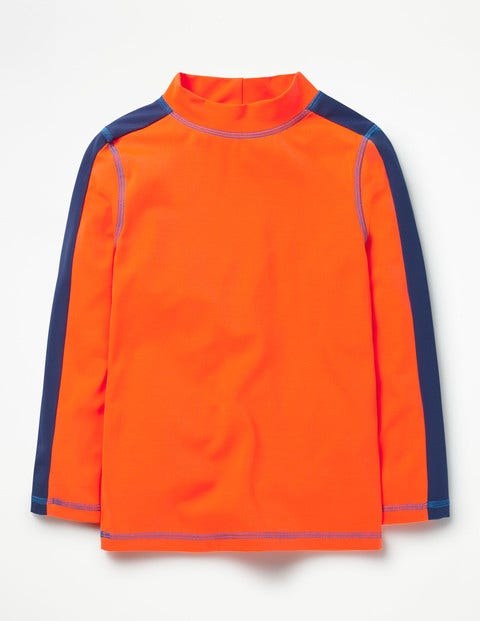 Rash Guard - Kool Aid Orange