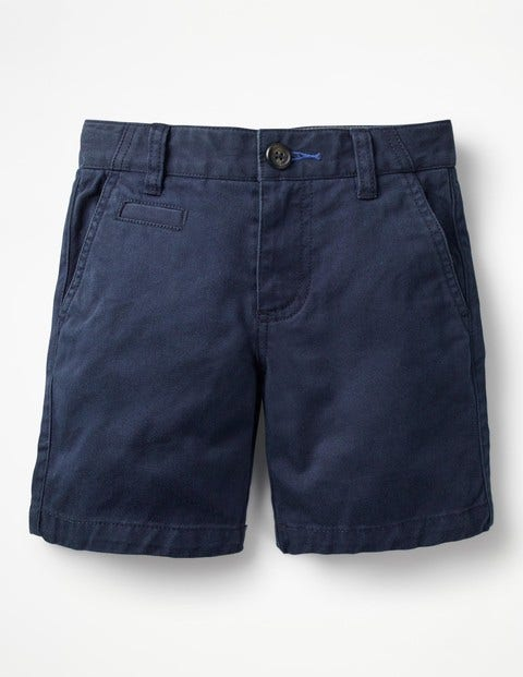 Chino Shorts - School Navy