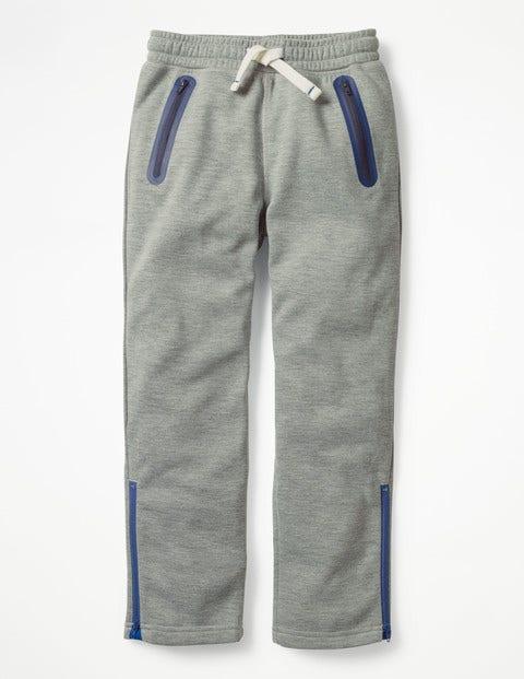 Active Track Pants - Grey Marl