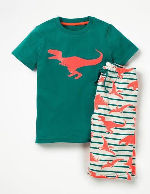 Pyjama à motif graphique