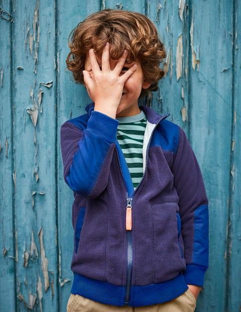 Supersoft T-Shirt - Dophin Blue/Scots Pine Green