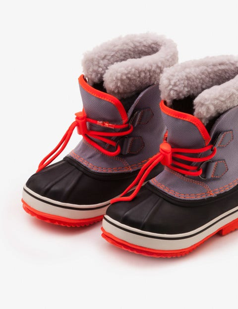 Snow Boots - Raft Grey