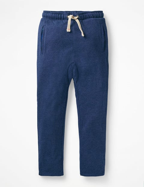Lined Slouch Sweatpants - College Blue