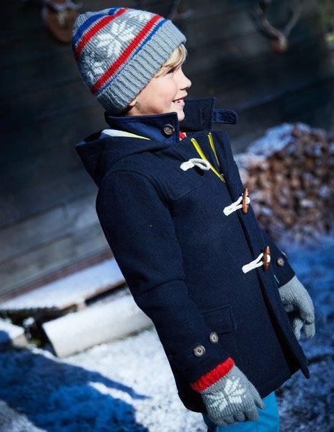 Fair-Isle-Mütze C0279 Mützen, Schals & Handschuhe bei Boden