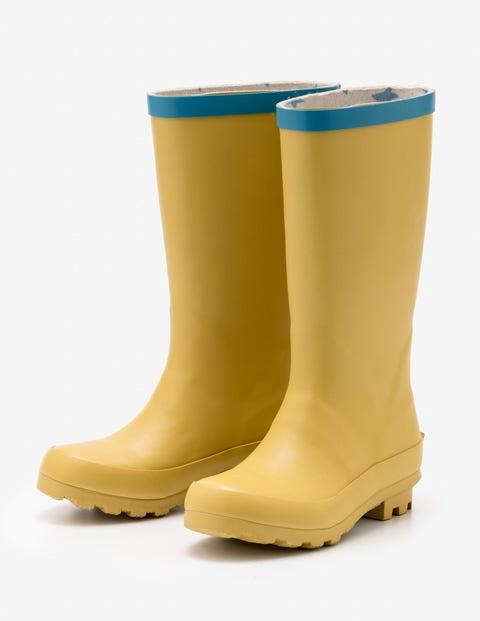Boden Gummistiefel Yellow Jungen Boden gelb |
