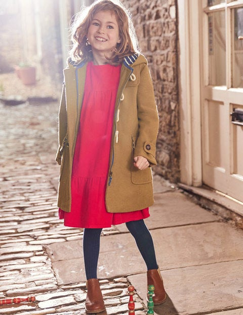 Duffle Coat - Rustic Brown