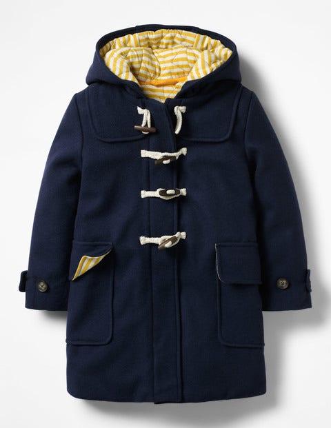 Duffle Coat - Navy