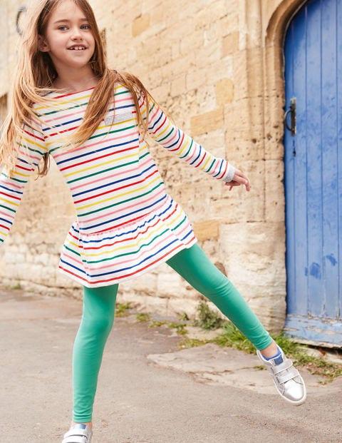 Stripy Pocket Tunic - Rainbow Breton