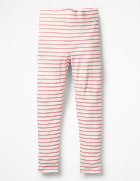 Fun Leggings - Formica Pink/Ecru
