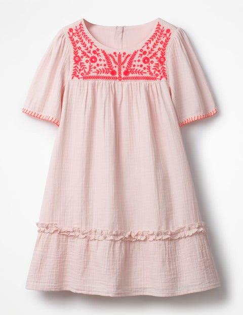 194a166dc7 Embroidered Kaftan Dress G0462 Summer Dresses at Boden