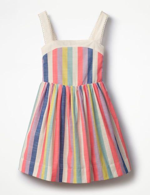 Kids 1950s Clothing & Costumes: Girls, Boys, Toddlers Fifties Sundress Multi Girls Boden Multi £30.00 AT vintagedancer.com