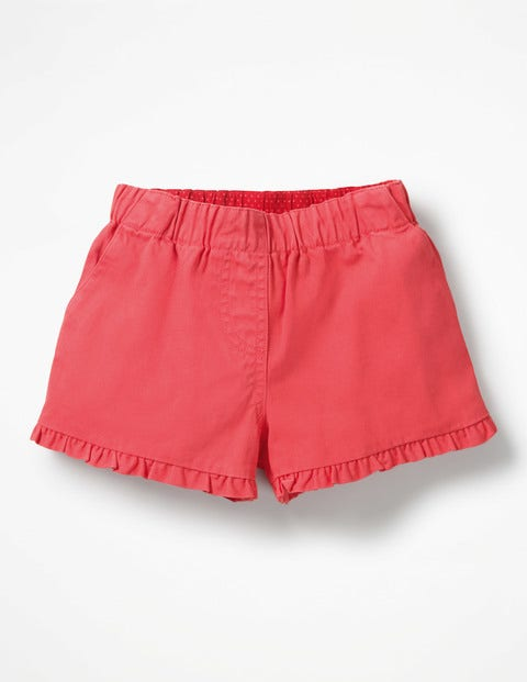 Frill Detail Shorts G0507 Shorts At Boden