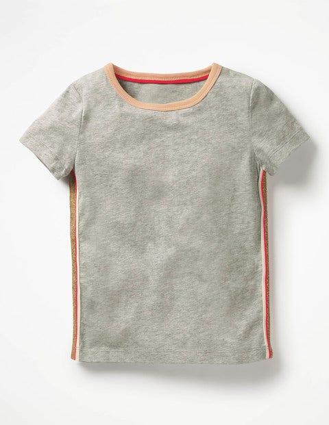 Imelda T-Shirt - Grey Marl
