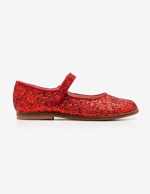 Party Mary Janes - Red | Boden UK