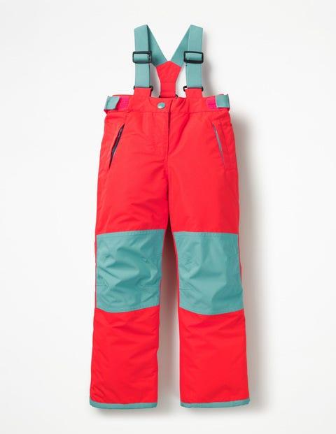All-Weather Waterproof Pants - Fluro Coral