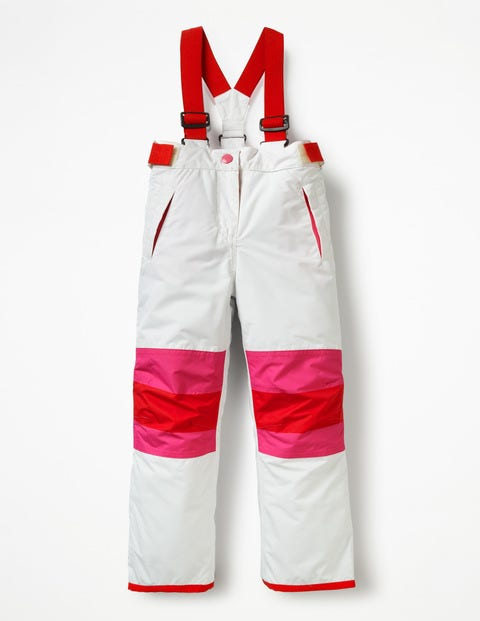 All-Weather Waterproof Pants - White