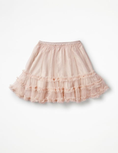 Party Tulle Skirt - Tutu Pink