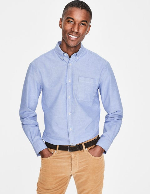 Oxford Shirt - Blue