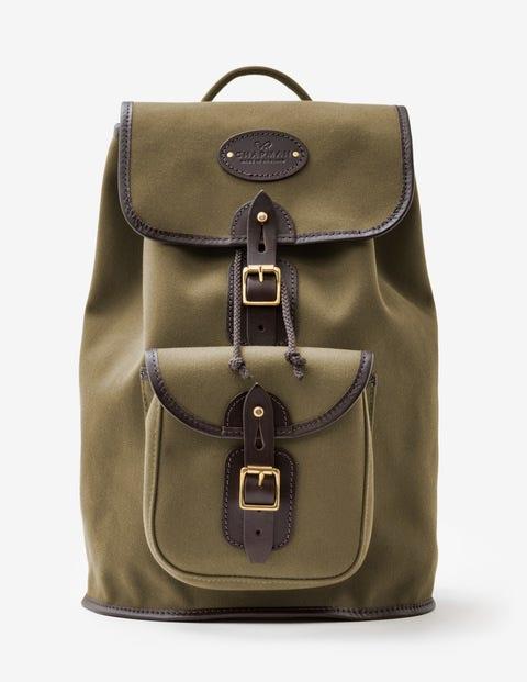 Chapman Border Backpack - Deep Olive