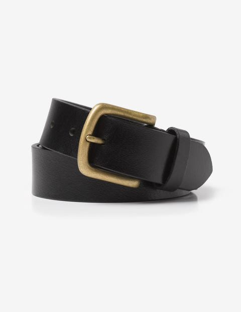 British Belt - Black
