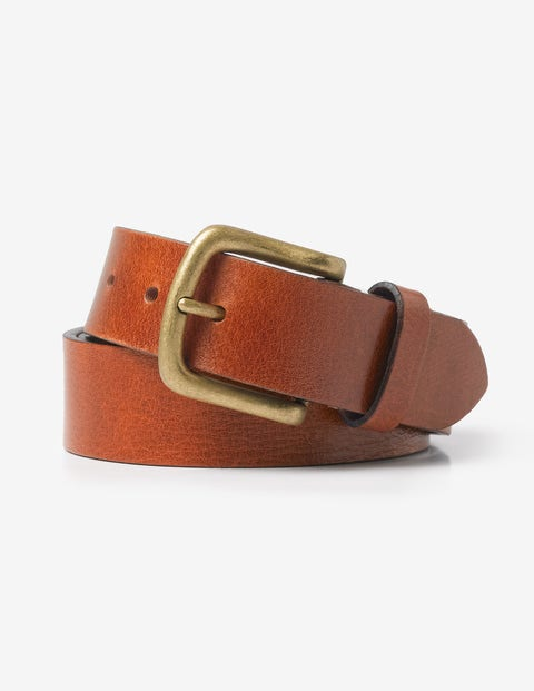 British Belt - Tan
