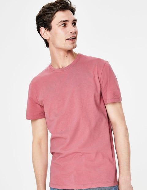 Boden Vorgewaschenes T-Shirt Pink Herren Boden, Pink pink |