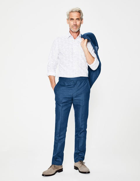 St Ives Pants - Summer Blue