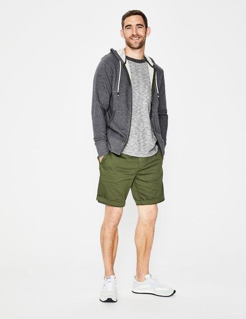 Chino Shorts - Pine Green