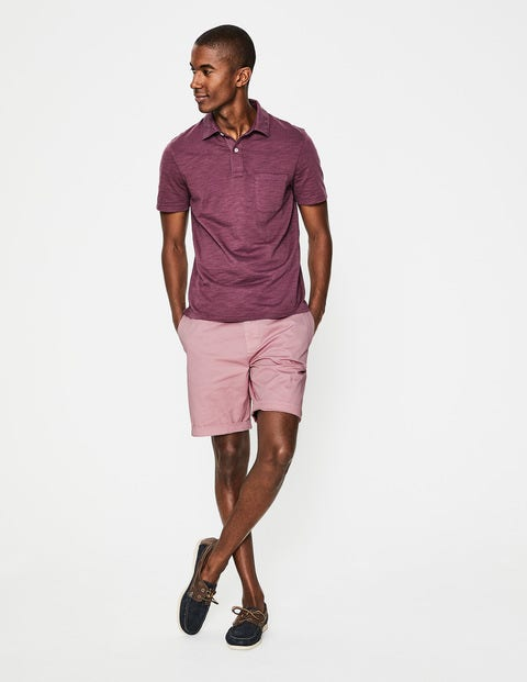Chino Shorts Chalk Pink Men Boden