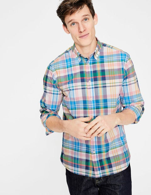 Madras Shirt - Multi Madras
