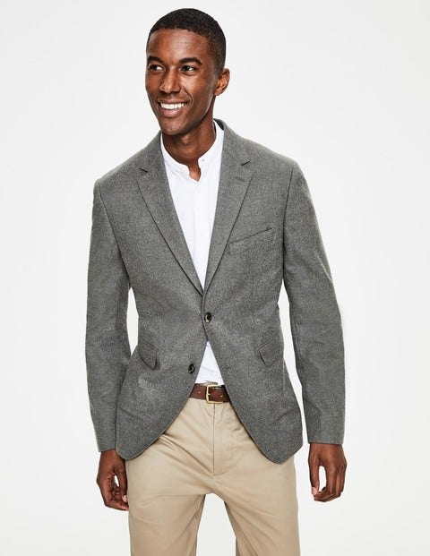 Havergate Blazer - Charcoal