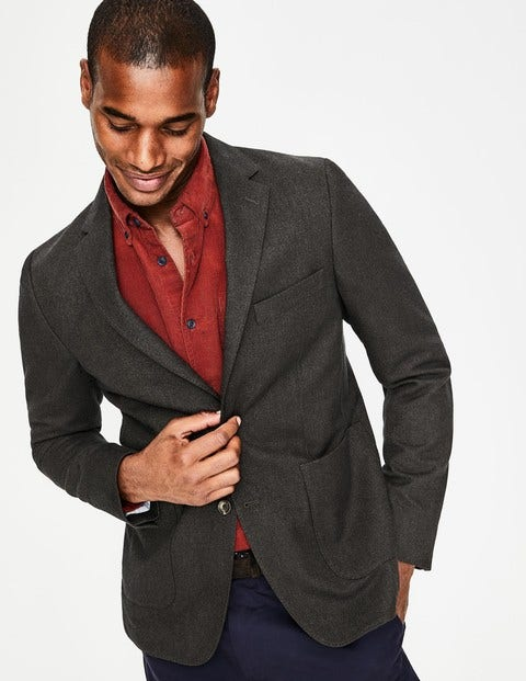 Sark Blazer - Dark Brown