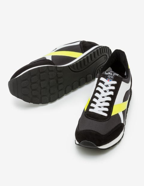 Walsh Tornado - Black/Neon Yellow
