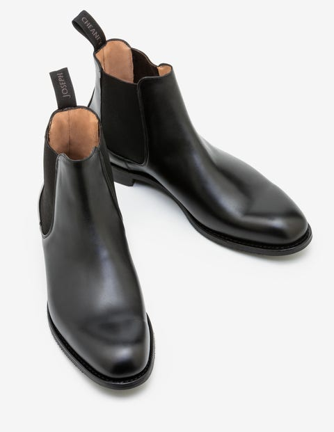 Cheaney Godfrey D - Black Calf
