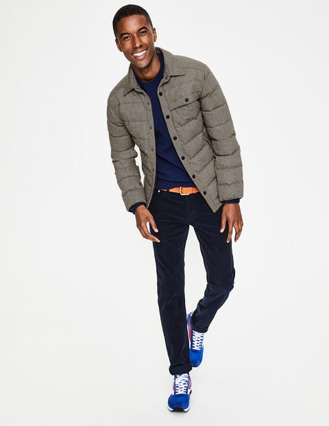 Fitzrovia Quilted Jacket M0222 Jackets At Boden