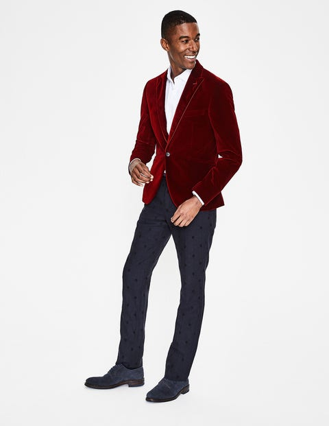 Rivington Velvet Jacket