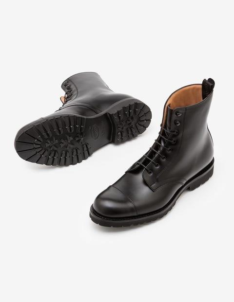 Cheaney Trafalgar Boot Black Men Boden, black